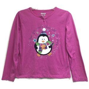 Penguin Pajama Top